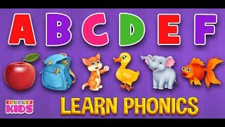 Learning Phonics for Kids| Free App from EduBuzzKids for Android devices