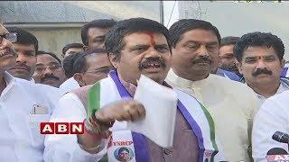 YCP Leader Avanthi Srinivas LIVE | ABN LIVE