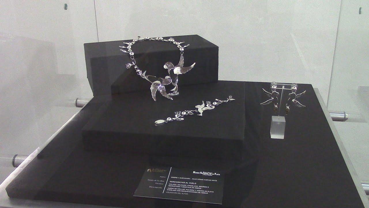 Exposición: Muestra del Museo de Plata en Taxco