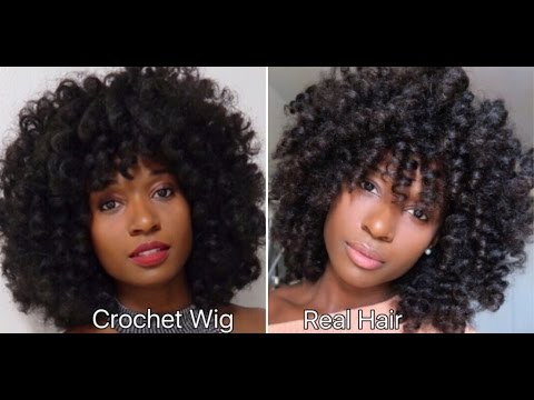 Fake The Perfect Rod Set With Diy Wig Jamaican Bounce Hair
