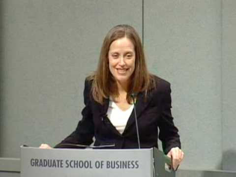 Wendy Kopp: Fill Rooms with Committed Teachers