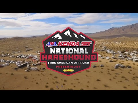 Rnd 1 2020 Kenda SRT AMA National Hare And Hound [Lucerne Valley, CA] Event Recap