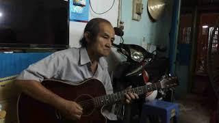 Huyền Thoại một chiều mưa - Y Phụng - Guitar Ánh Đức ( Guitar Solo)