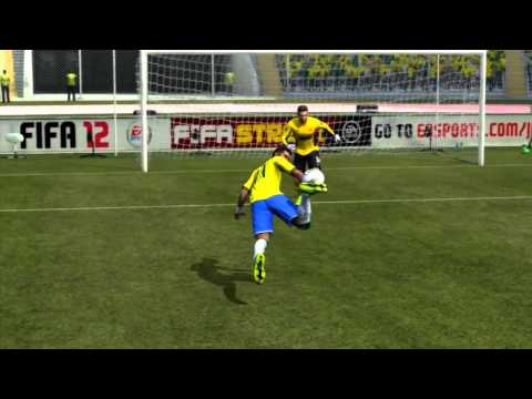 FIFA 12 : Top 5 Goals Of The Week ft 52M Beckham HIT!  #15