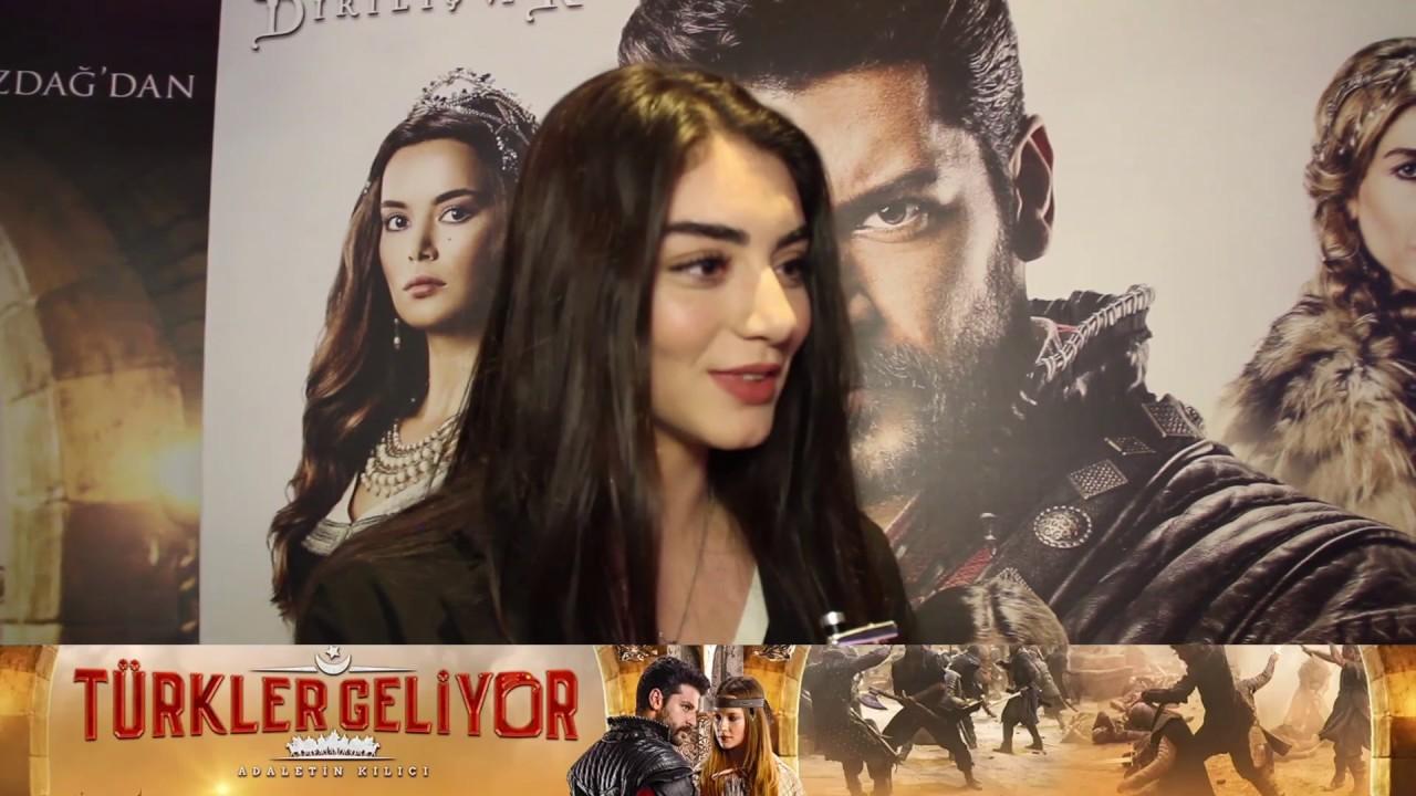 Download Türkler Geliyor 'Adaletin Kılıcı' Kuruluş Osman Oyuncuları Röportajları