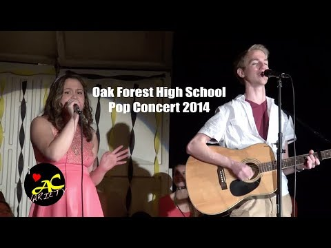 Oak Forest High School Pop Concert 2014