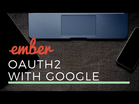 Google OAuth2 with Ember.js