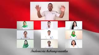 LAGU KEBANGSAAN INDONESIA RAYA BY DUTA BPJS KESEHATAN