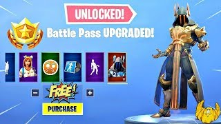 *UPDATED* How To Get MAX Tiers (Tier 100) For FREE In Fortnite! (New WORKING METHOD)