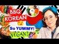 Korean BBQ in Seoul: YOU WOULDN'T BELIEVE is Vegan! 😱🇰🇷