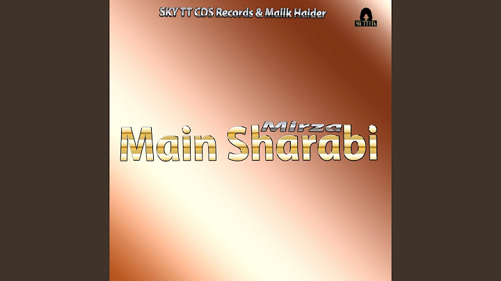 main sharabi feat mani kular