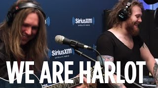 "We Are Harlot ""Tie Your Mother Down"" Queen Cover // SiriusXM // Octane"