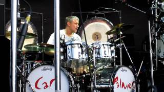 Carl Palmer - Incredible Drum Solo