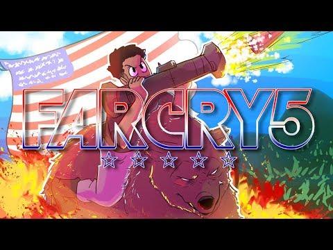 AMERICA! WHOOHOO! USA! USA! USA! - FarCry 5