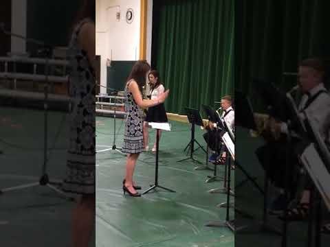 """What Is Hip"" Ashford School Jazz Band 2018"