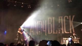 Andy Black - Paint It Black in St. Louis 02/18/17