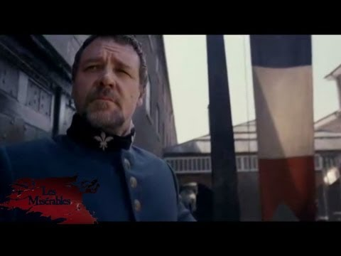 Les Miserables Trailer Italiano – Anne Hathaway, Hugh Jackman and Russell Crowe