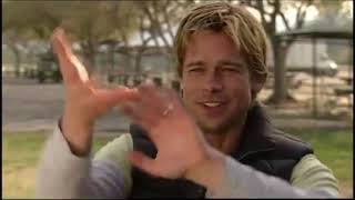 Shapeshifter Caught on Tape.  Brad Pitt split hand