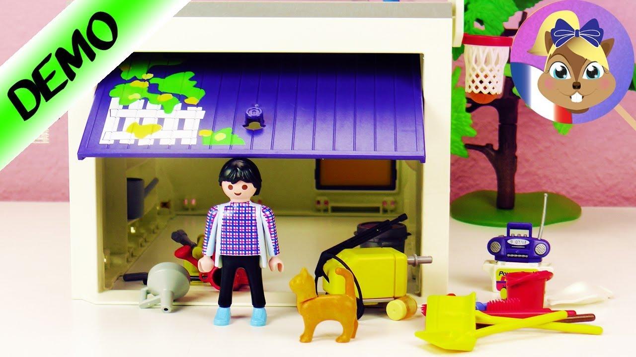 Construction Garage Playmobil Encore Un Nouveau Garage Joue Avec