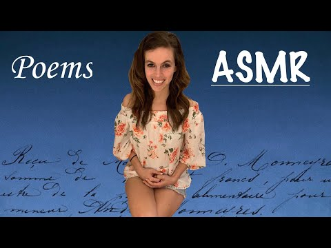 [ASMR] Miss Bell Teaches A Lesson On Poems (Fall Asleep In Class)