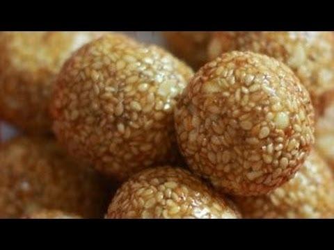 Til-Gur Ke Laddu - Neeta Mehta - Chef's Special