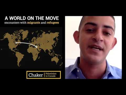 Chaker - On the employment of educated refugees
