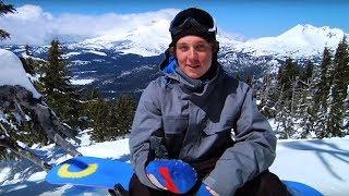Snowboarding with Ben Ferguson thumbnail