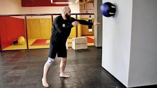 Как развить сильный нокаутирующий удар рукой