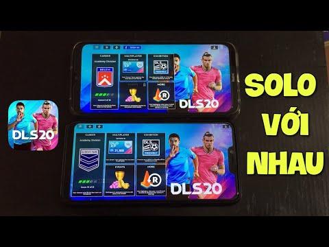 huong dan hack dream league soccer 2016 ios - Cách để đá SOLO với bạn bè trong Dream League Soccer 2020