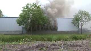 ( VID1/2 )  11-6-2013 GRIP 1 Grote uitslaande brand,