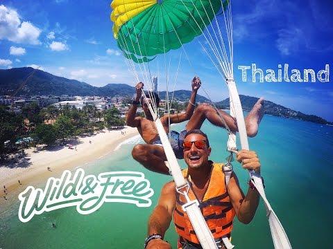 Thailand ✈ Bangkok, Koh Samui, Kho Pangan, Phuket, Koh Tao – GoPro HD