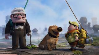 Up new trailer