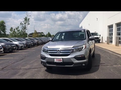 2018 Honda Pilot Elgin, Schaumburg, Barlett, Barrington, Hoffman Estate, IL LE4666