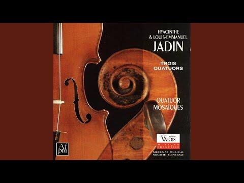 String Quartet in C Major, Op. 3 No. 1: I. Allegro moderato