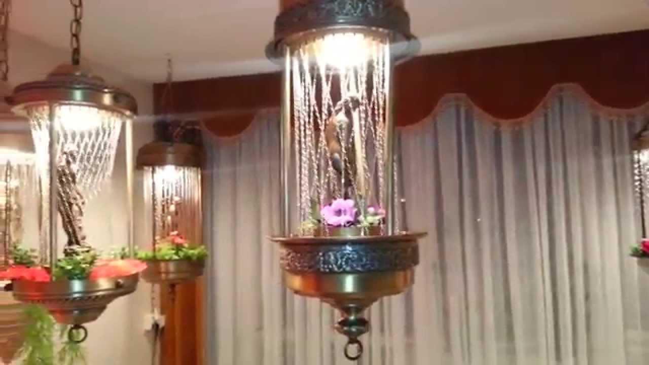 Wonderful Vintage Rain Lamp