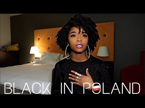 BEING BLACK IN POLAND ✊🏾 | LES' TALK