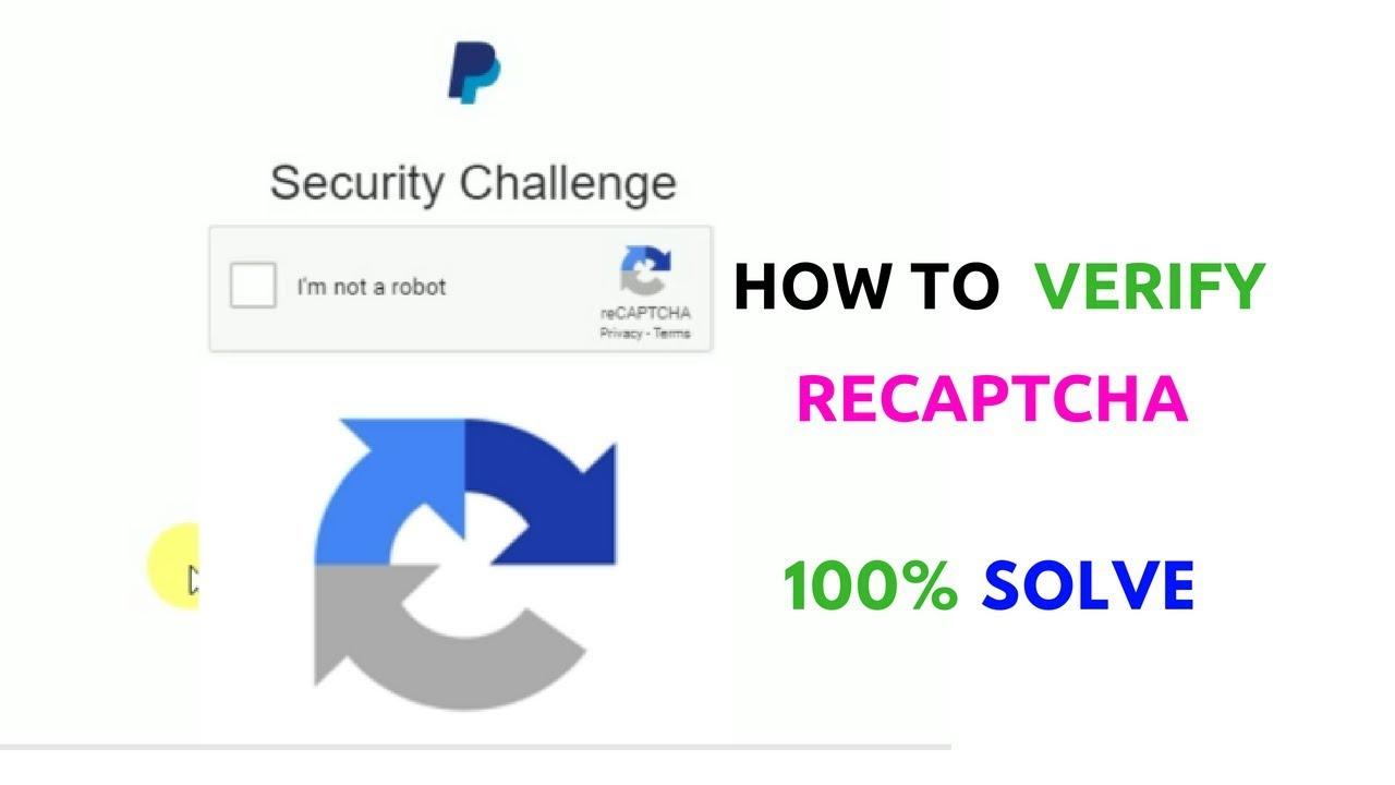 How to Verify reCAPTCHA