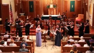 Antonio Vivaldi: Concerto for 2 oboes, strings & b.c. in C major (RV 534)