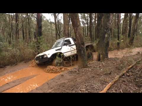 4x4 Adventure Club - Toolangi Not Much Help Tk (S3 / Ep9)