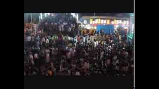 Ambu thirunnal St.Marys Forane Church Chalakudy - 08.02.2014 Saturday Night View