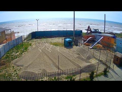 8 Апреля.  Азовское море. Обзор веб-камер.  Погода.