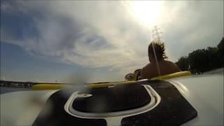 Jet Boat Wave Jumping Seadoo Speedster