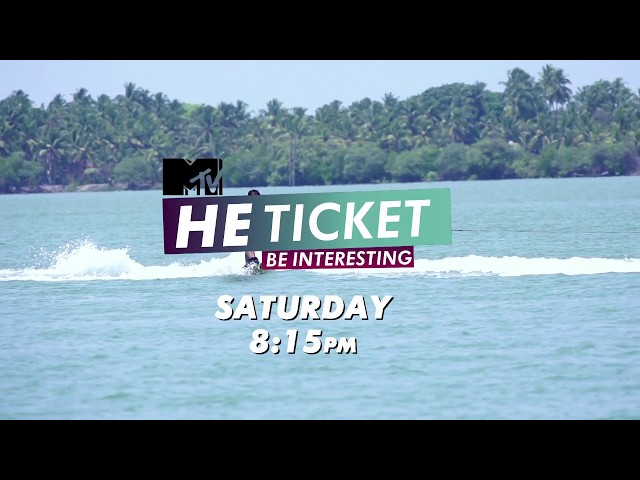MTV The Ticket - Episode 3 Promo - Mantra Surf Club