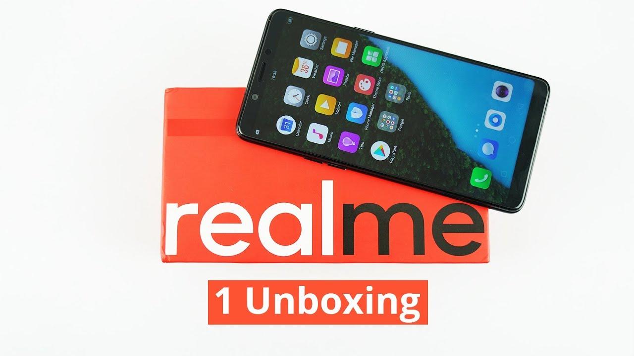 Realme 1 Review