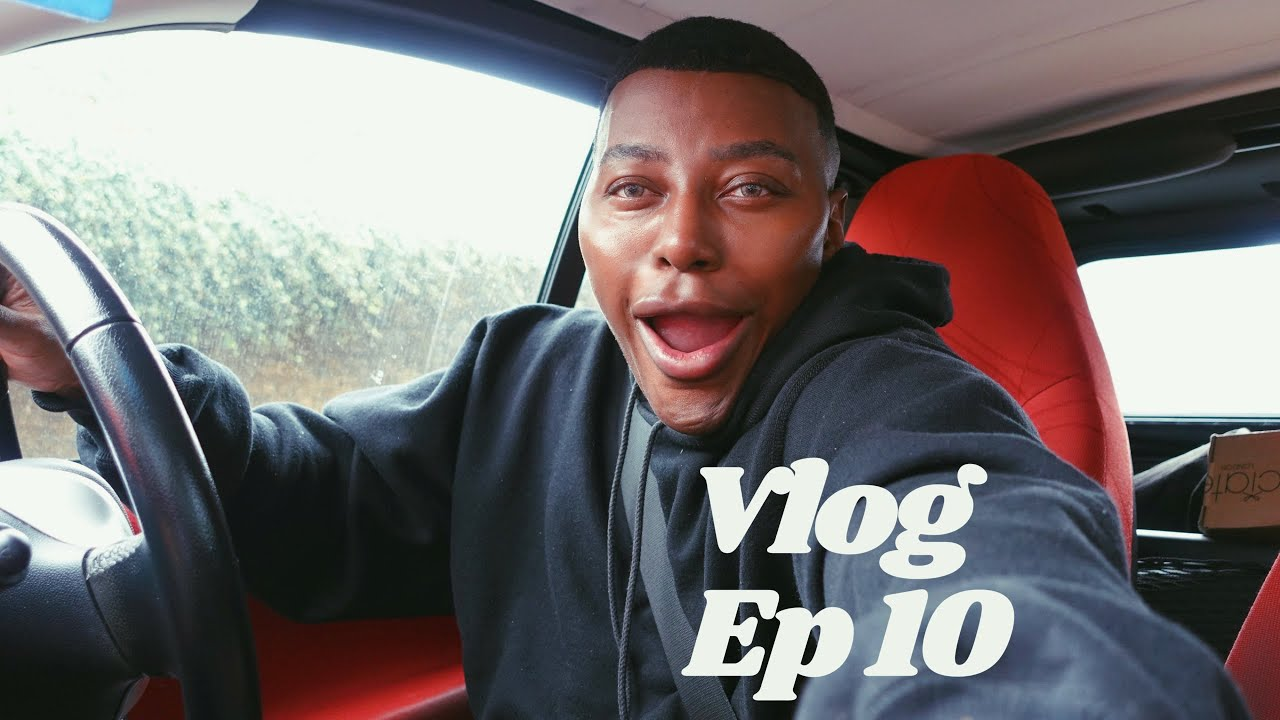 VLOG EP 10 - BEAUTY EVENTS, APARTMENT VIEWINGS + Charity Bags! |ThePlasticBoy