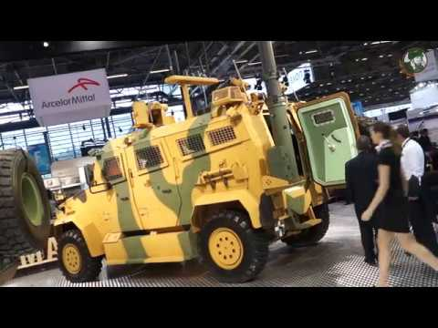 Turkish Turkey Defense and Security industry SSM at Eurosatory 2018 Paris France