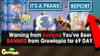 Scamming MAGPLANT Prank *GONE WRONG* || Growtopia