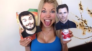 The D Train... Are You On IT? Movie Review & Health Food Fakers