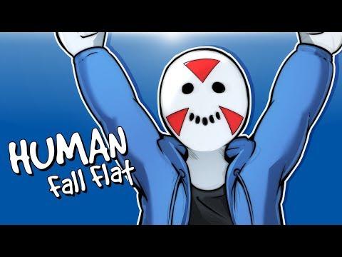 Human Fall Flat - MAXIMUM EFFORT! (Funny Moments)