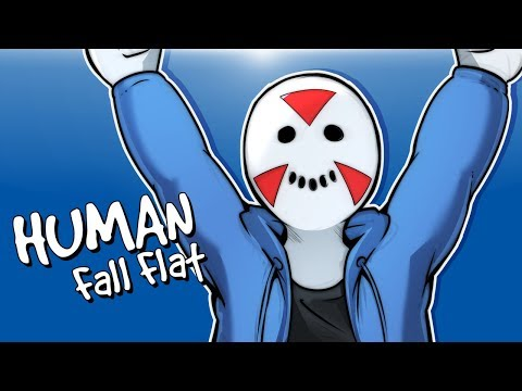 Human Fall Flat  MAXIMUM EFFORT! Funny Moments